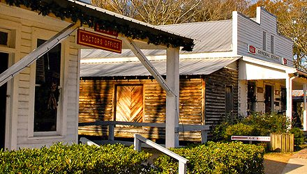 Mississippi Agriculture and Forestry Museum's Small Town Harvest Fest