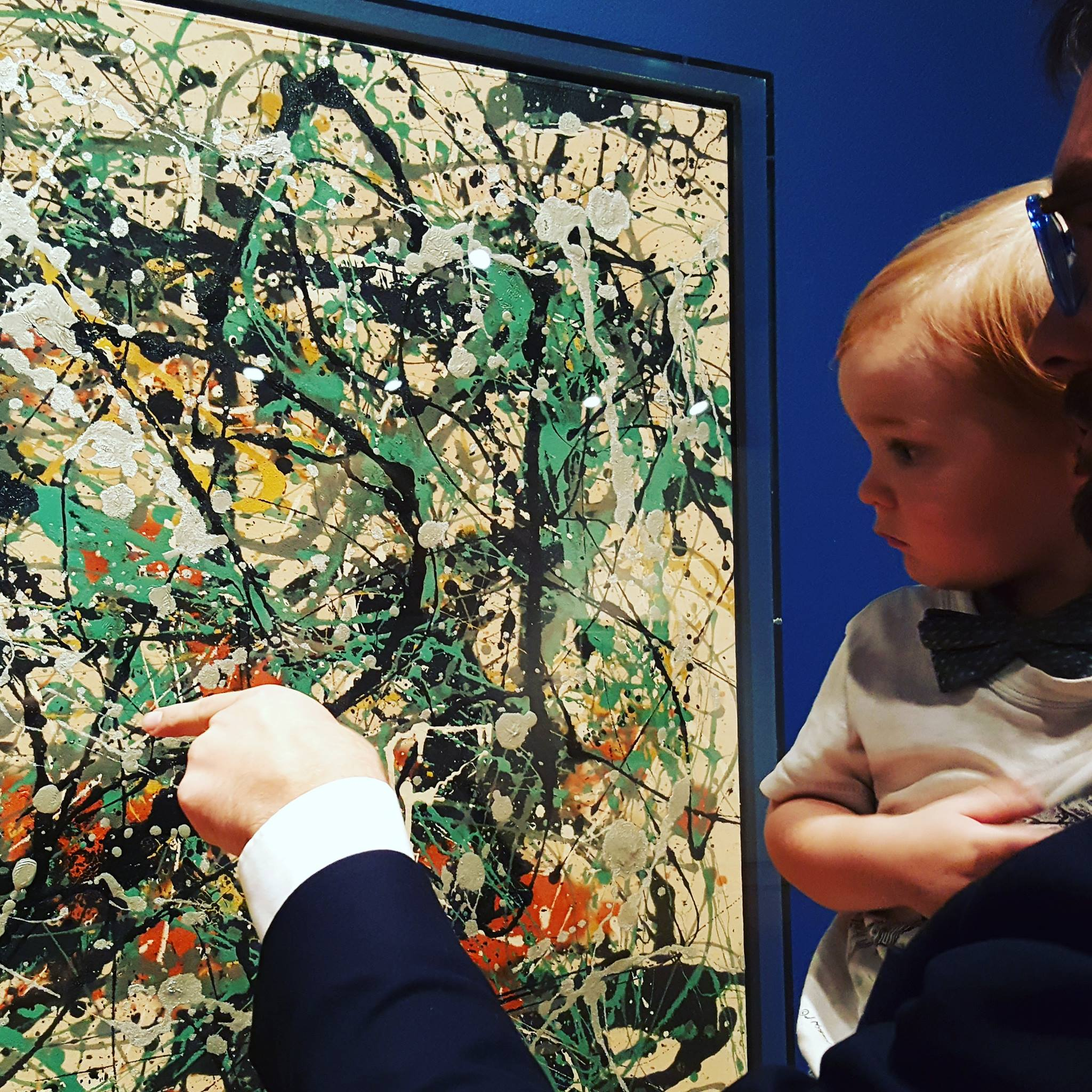 Is My Child Too Young for an Art Museum?
