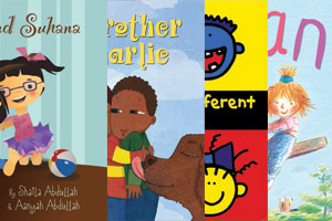 4 Books to Help Kids Understand People with Different Needs