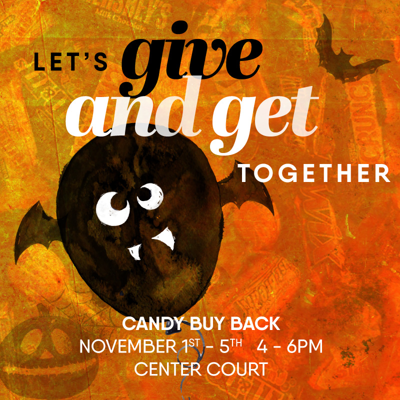 Cash for Candy!
