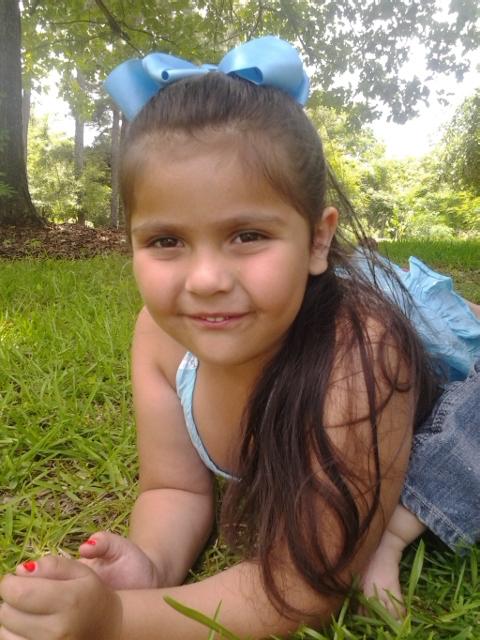 Cool Kid:Laurel's Chloe Wilson, Age 6, Helps Flood Victims