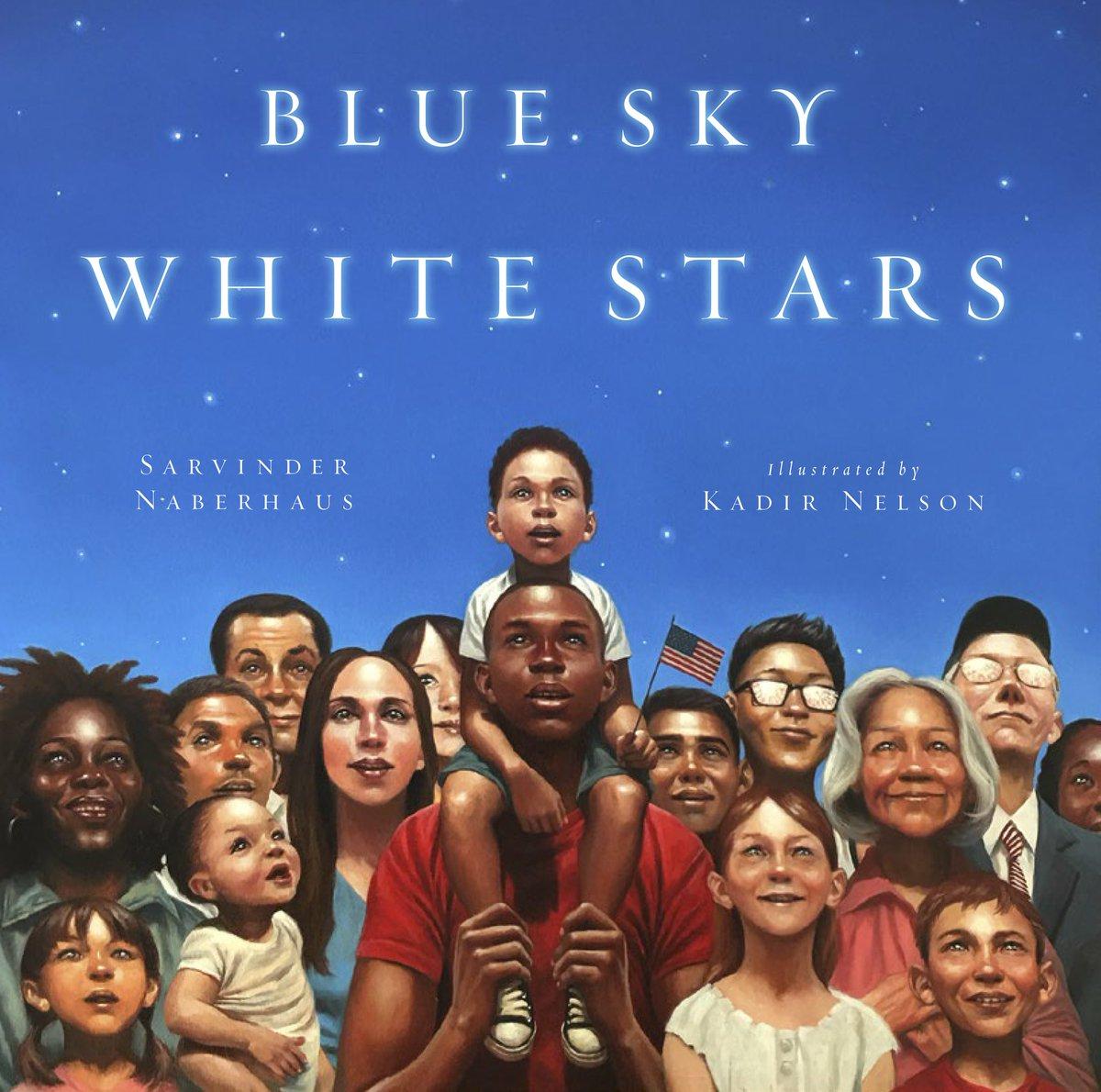 Book Buzz: Blue Sky White Stars