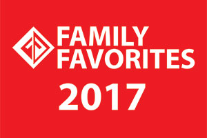 2017 Family Favorites–Pine Belt
