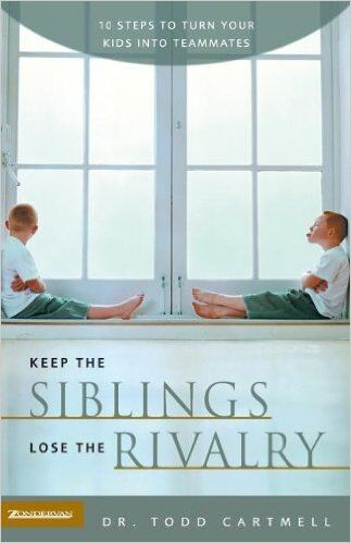 Book Buzz: Keep the Siblings, Lose the Rivalry