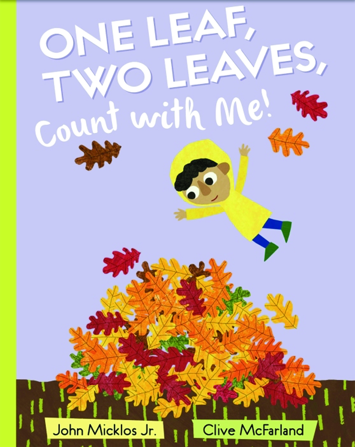 Book Buzz: One Leaf, Two Leaves, Count With Me!