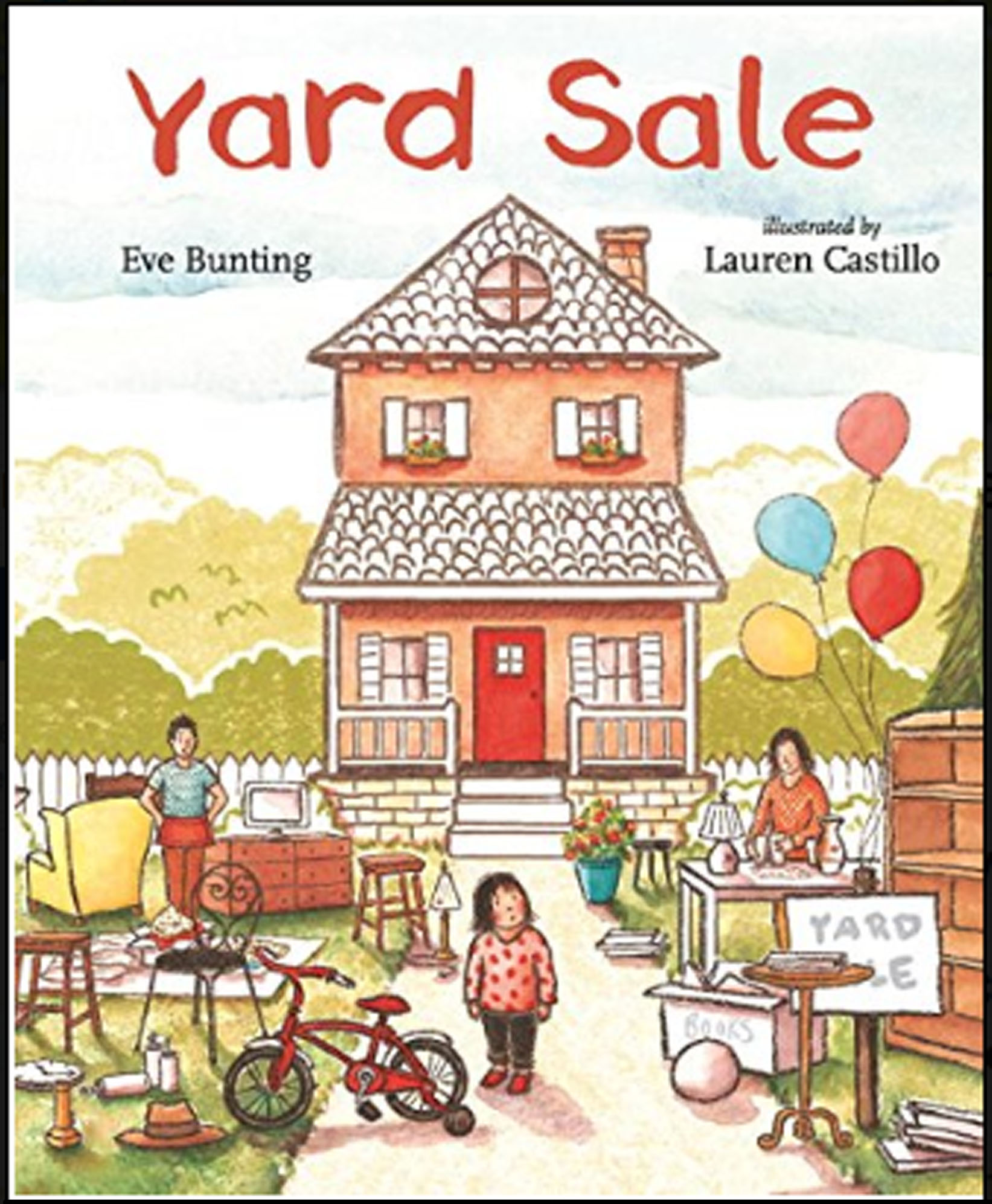 Book Buzz: Yard Sale