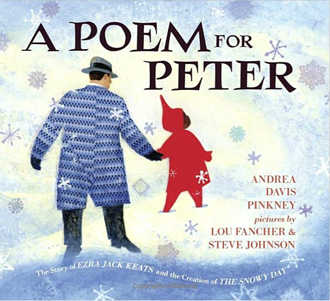 Book Buzz: A Poem For Peter