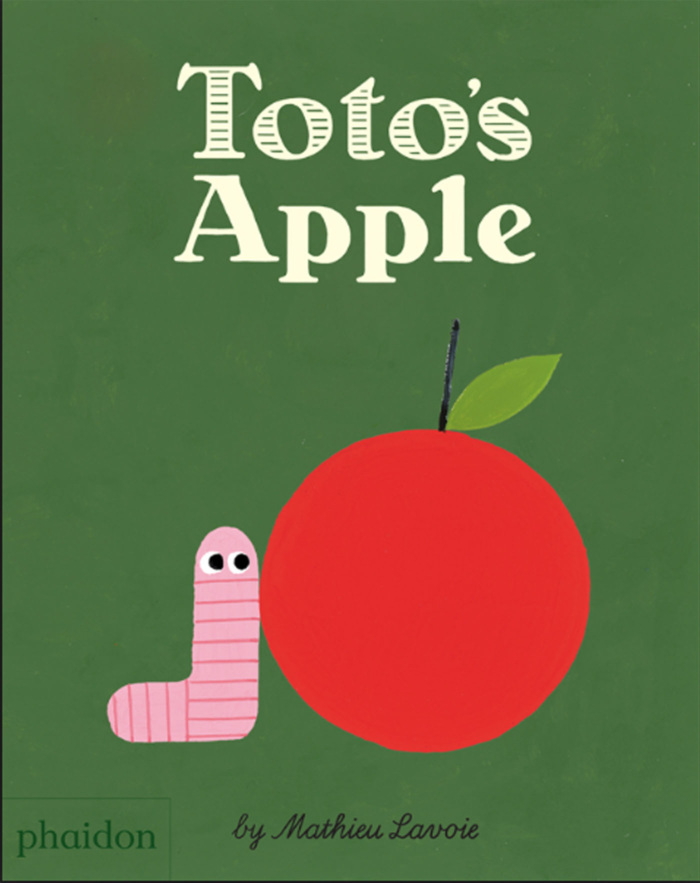 Book Buzz: Toto's Apple