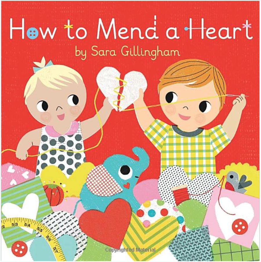 Book Buzz: How to Mend a Heart