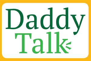 Daddy Talk: Big Purple Shed