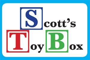 Scott's Toy Box: Table for 2 to 5 Players
