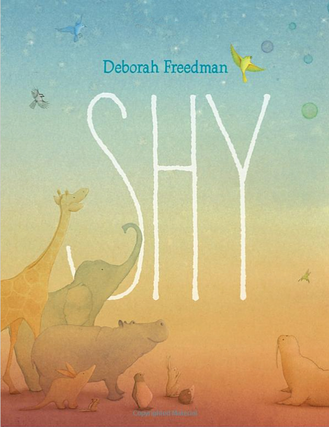 Book Buzz: SHY
