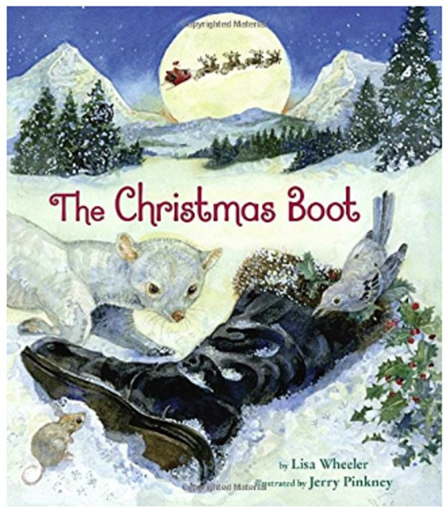 Book Buzz: The Christmas Boot