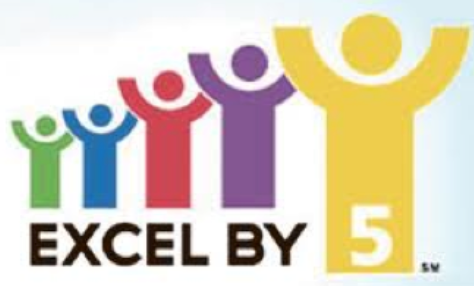 Excel by 5: Preparing Our Children Through Health, Happiness, and Education