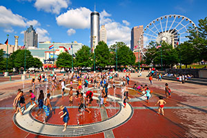 Summer Trip Planner: Big City Adventure in Atlanta
