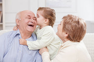 A Grandparent's Role
