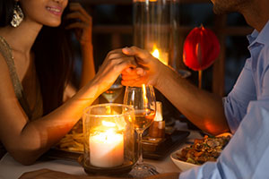 Delta Date Night: A Valentine's to Remember