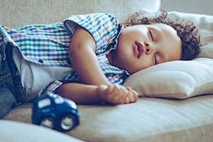 Why Your Child Needs a Good Night's Sleep