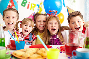 Six Birthday Party Life Lessons Learned