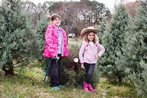 Nesbit's Merry Christmas Tree Farm Set to Commemorate a Special 2017