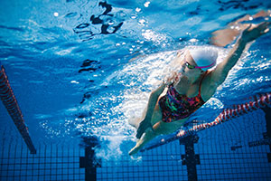 Delta Aquatic Club: Keep Kids Healthy with Year-Round Swimming
