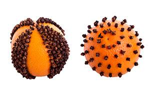 Kid Craft: Orange Pomander