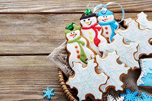 Host a Kids Holiday Cookie Swap