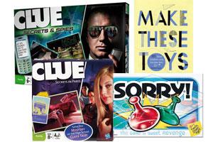 Scott's Toy Box: Family Fun Night