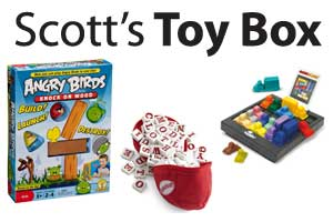 Scott's Toy Box: There's a Game for That