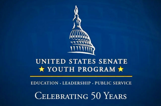 DeSoto County Student Receives Scholarship & Selected for United States Senate Youth Program