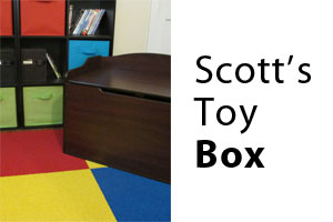 Scott's Toy Box: Most Literally
