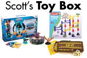 Scott's Toy Box: Awesome November Toys