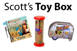 Scott's Toy Box: Spring and Summer Travel