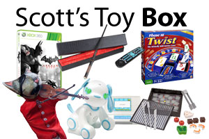 Scott's Toy Box: Toys For All