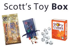 Scott's Toy Box: It Was a Dark and Stormy Game