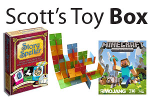 Scott's Toy Box: Can We Build It?