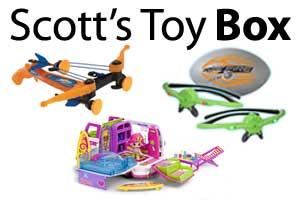 Scott's Toy Box: Summer Fun