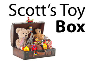 Scott's Toy Box: Summer Reading