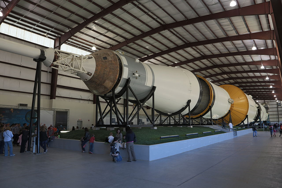 Space Center Houston: A Weekend Trip for Your Little Space Fan