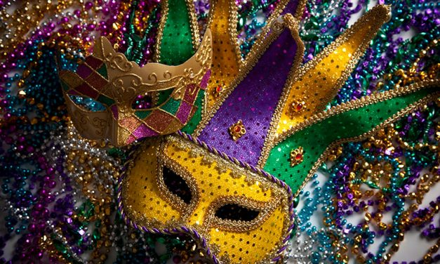 "Mardi Gras Safety: ""Throw Me Something, Mister!"""