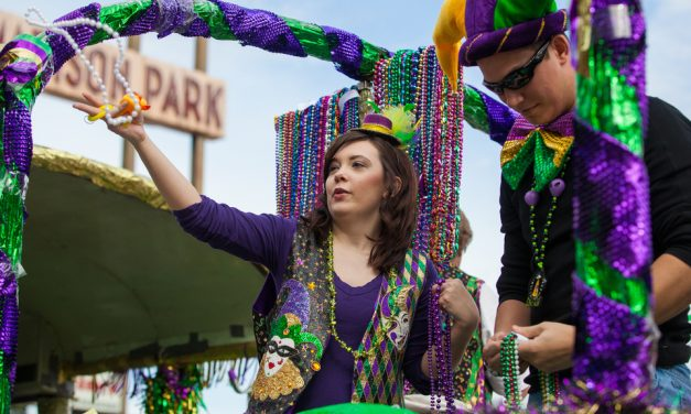 "Mardi Gras Safety: ""Throw Me Something, Mister!"""