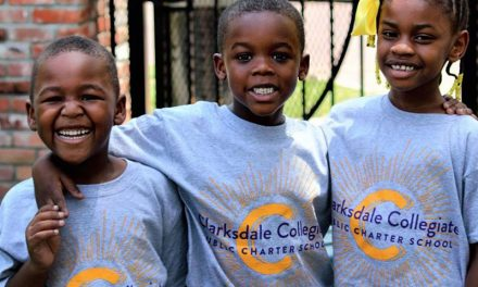 Clarksdale Welcomes its First Charter School