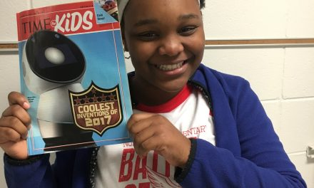 Cool Kids: Clinton 6th-grader  Nationally Recognized