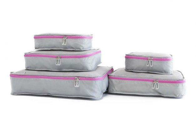 Random Stuff That Rocks: Mumi Piccolo Packing Cubes