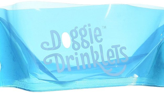 Random Stuff That Rocks: Doggie Drinklets Water Bowls