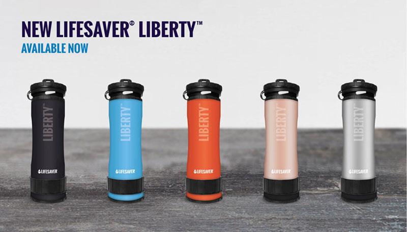 Random Stuff That Rocks: Water Bottle Filtering System from LifeSaver