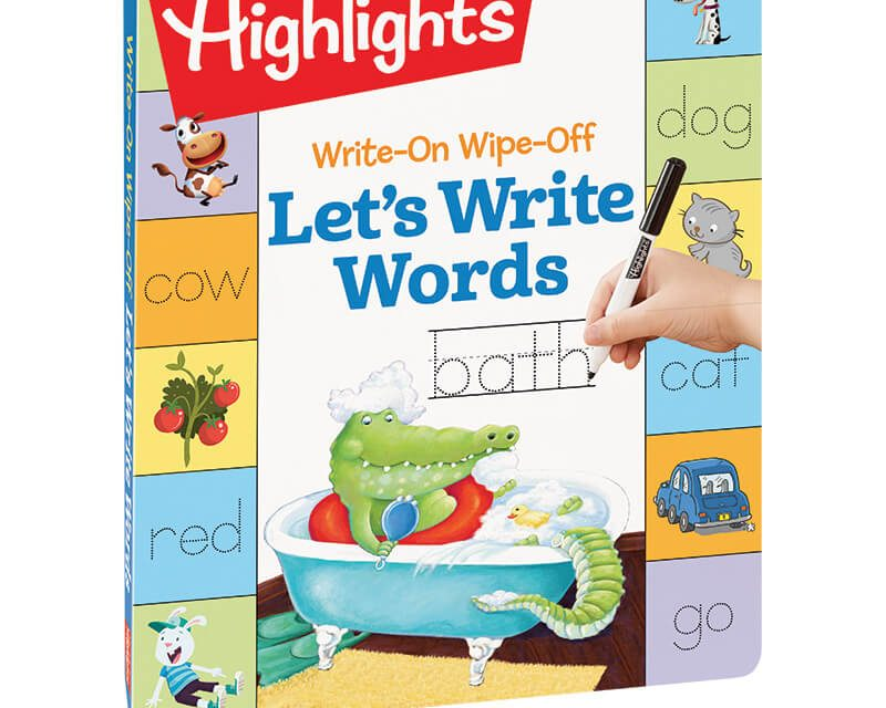 Random Stuff That Rocks: Highlights Activity Books