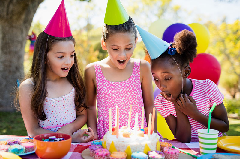 Birthday Parties: Whatever You Choose, Make it Great!