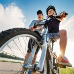 Family Cycling: Get Outdoors and Get Healthy