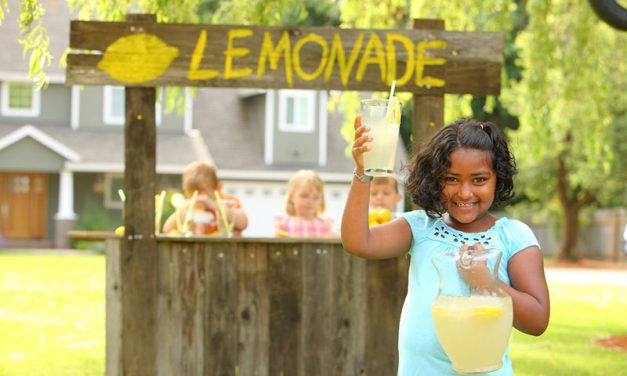 The Lemonade Stand: A Fun Idea for Little Businesspeople